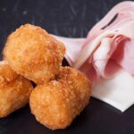 Croquetas Jamon York - Queso