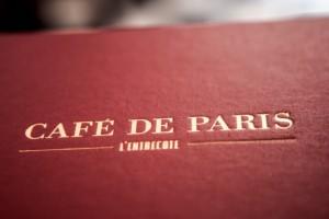 Café de París llega a Madrid - Croquetas Oído Cocina Gourmet