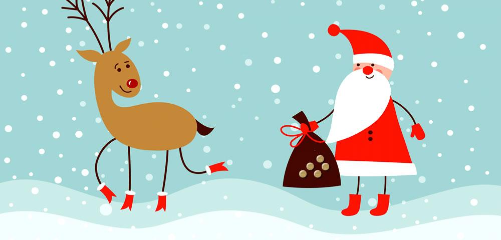 Concurso de Dibujo Infantil Navidad y Croquetas